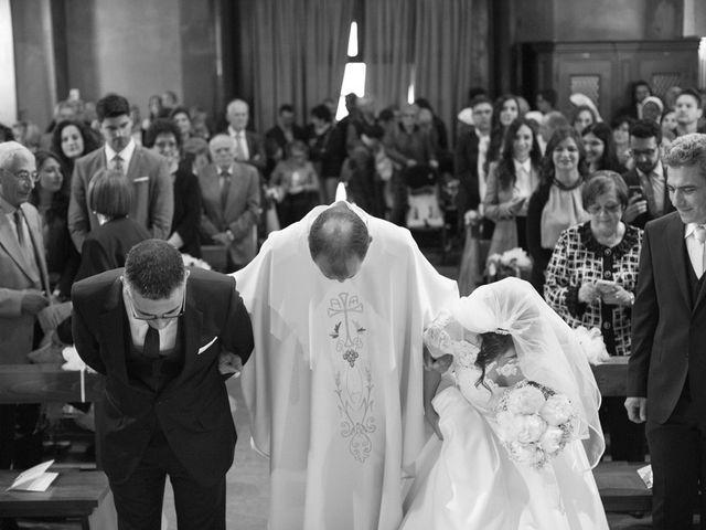 Il matrimonio di Matteo e Alessandra a Casale Monferrato, Alessandria 17