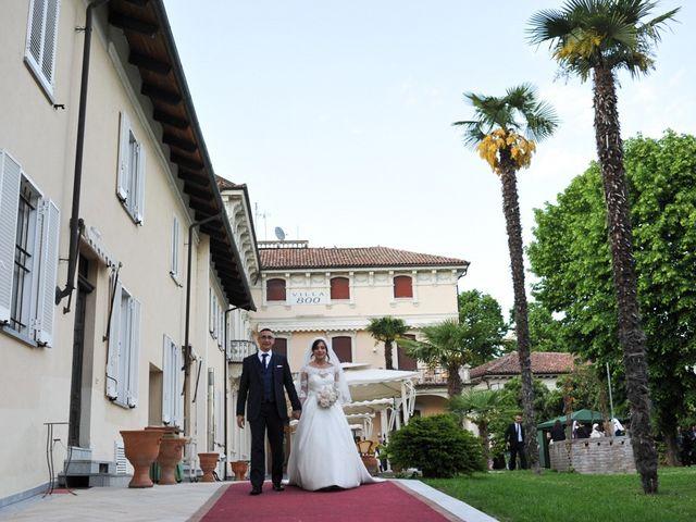 Il matrimonio di Matteo e Alessandra a Casale Monferrato, Alessandria 36