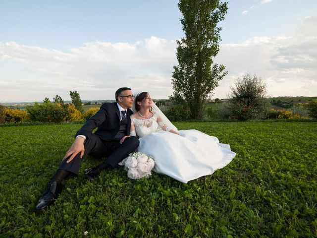 Il matrimonio di Matteo e Alessandra a Casale Monferrato, Alessandria 42