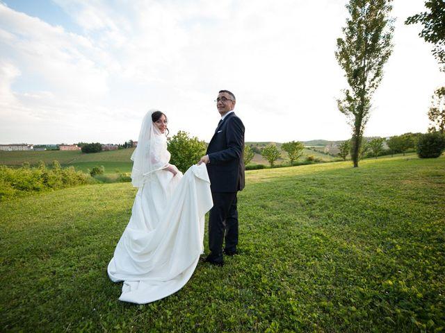 Il matrimonio di Matteo e Alessandra a Casale Monferrato, Alessandria 46