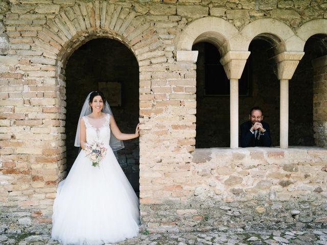 Il matrimonio di Marco e Elena a Fossacesia, Chieti 33