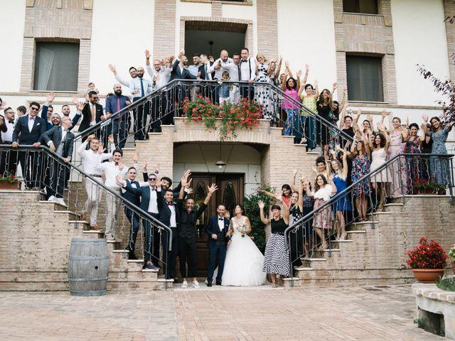 Il matrimonio di Marco e Elena a Fossacesia, Chieti 38