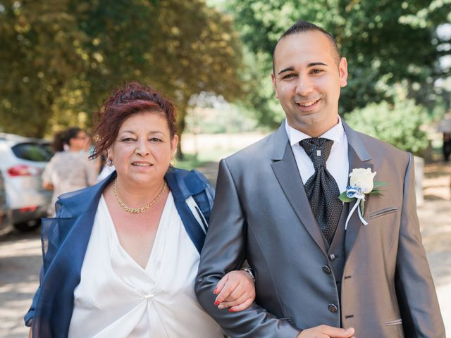 Il matrimonio di Davide e Susanna a Castel San Pietro Terme, Bologna 13