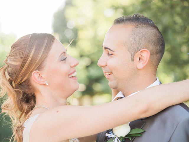 Il matrimonio di Davide e Susanna a Castel San Pietro Terme, Bologna 20