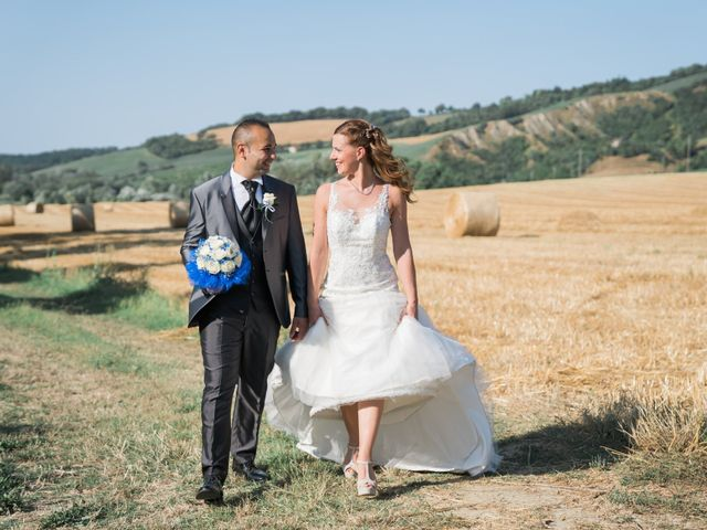 Il matrimonio di Davide e Susanna a Castel San Pietro Terme, Bologna 21