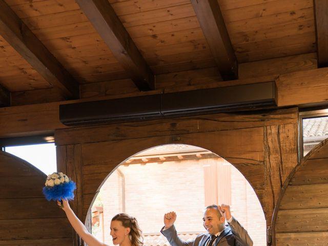 Il matrimonio di Davide e Susanna a Castel San Pietro Terme, Bologna 34