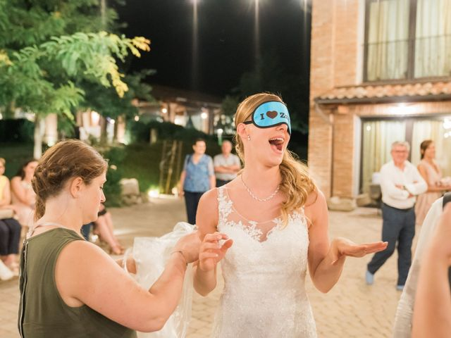 Il matrimonio di Davide e Susanna a Castel San Pietro Terme, Bologna 44