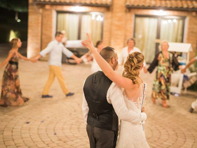 Il matrimonio di Davide e Susanna a Castel San Pietro Terme, Bologna 45