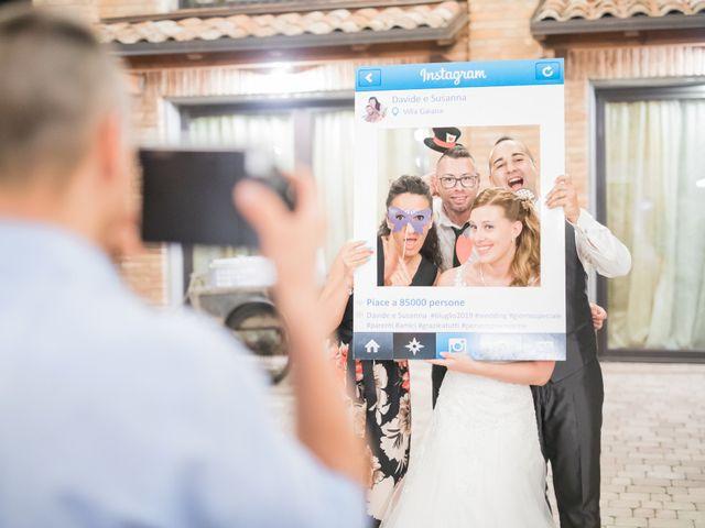 Il matrimonio di Davide e Susanna a Castel San Pietro Terme, Bologna 54