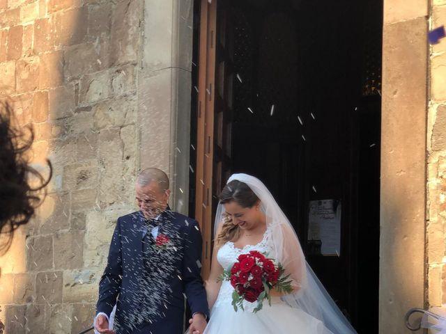 Il matrimonio di Domenico e Benedetta a Peccioli, Pisa 6