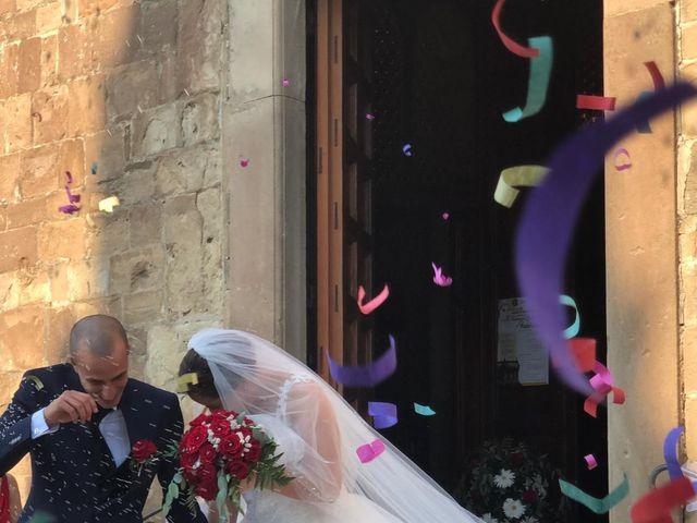 Il matrimonio di Domenico e Benedetta a Peccioli, Pisa 7