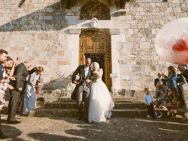 Il matrimonio di Andrea e Ilaria a Camaiore, Lucca 1