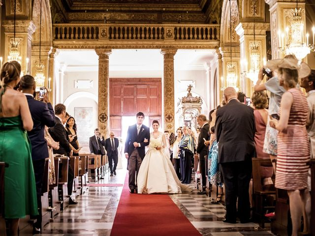 Il matrimonio di James e Kelly a Acireale, Catania 22