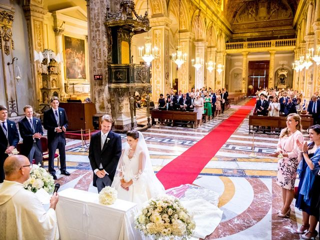 Il matrimonio di James e Kelly a Acireale, Catania 34