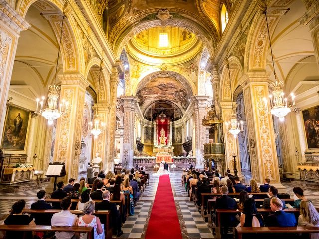 Il matrimonio di James e Kelly a Acireale, Catania 36