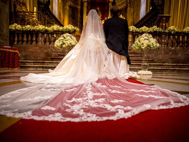 Il matrimonio di James e Kelly a Acireale, Catania 37