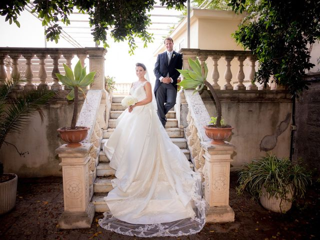 Il matrimonio di James e Kelly a Acireale, Catania 50