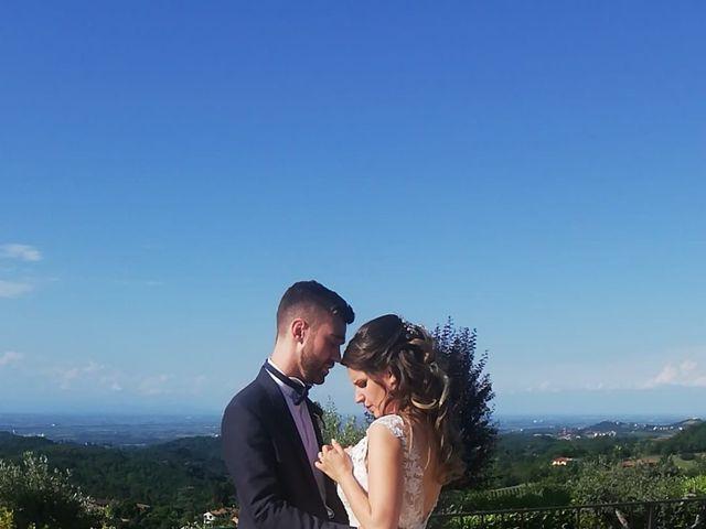 Il matrimonio di Giulia e Gabriele a Cocconato, Asti 6