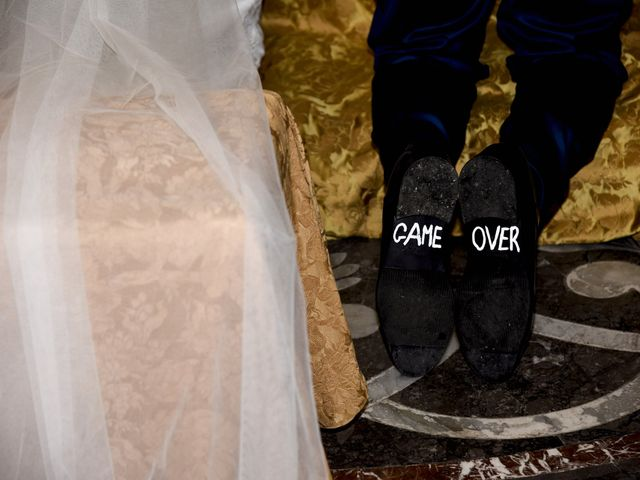 Il matrimonio di Roberto e Maria Grazia a Palermo, Palermo 1
