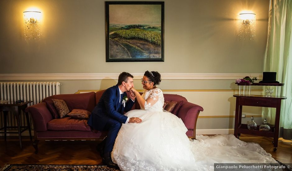 Il matrimonio di Davide e Federica a Fiumicello, Udine