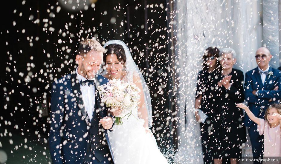 Il matrimonio di Marco e Elena a Fossacesia, Chieti