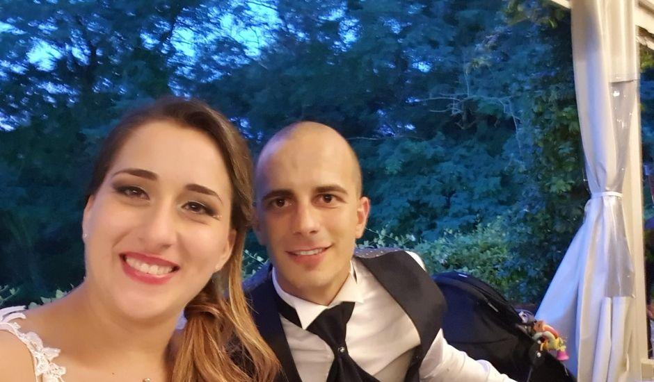 Il matrimonio di Domenico e Benedetta a Peccioli, Pisa