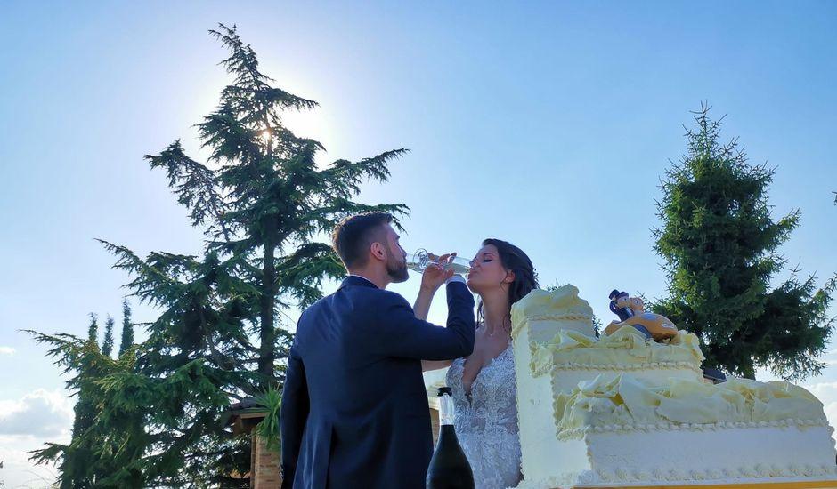 Il matrimonio di Giulia e Gabriele a Cocconato, Asti