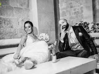 Le nozze di Francesco Montinaro e Francesca Perrone