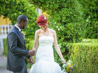 Le nozze di Francesca e Omar 1