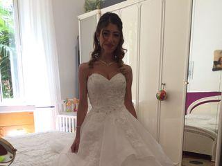 Le nozze di Rosa e Maurizio 1