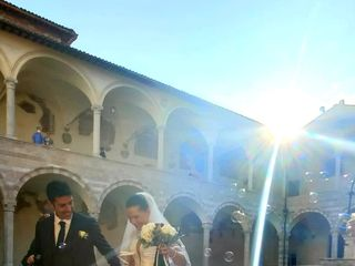 Le nozze di Luana  e Domenico 1