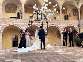 Le nozze di Luana  e Domenico