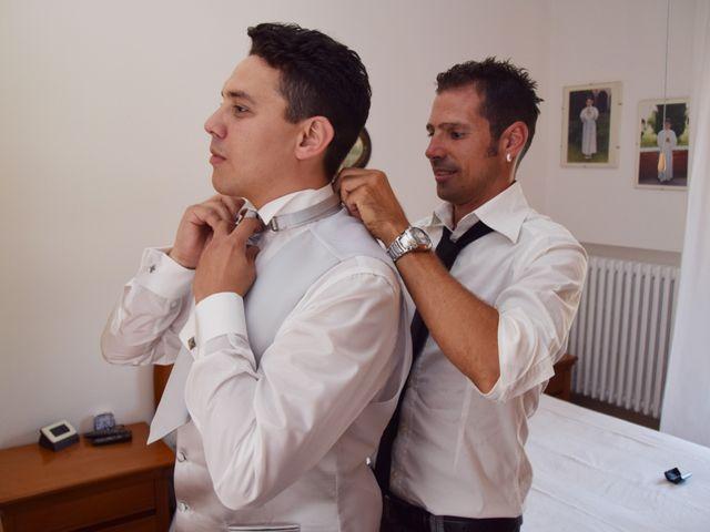 Il matrimonio di Mattia e Viviane a Cesena, Forlì-Cesena 5