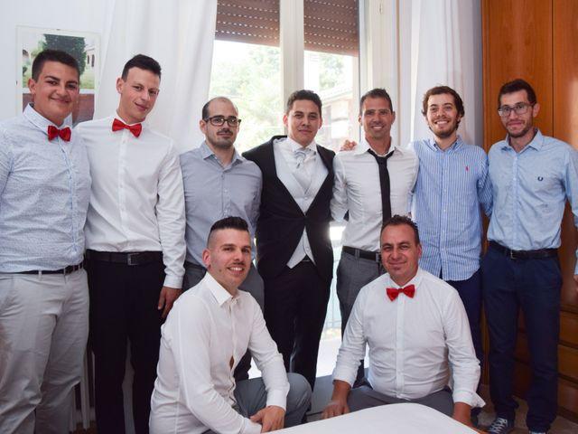 Il matrimonio di Mattia e Viviane a Cesena, Forlì-Cesena 6