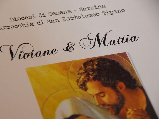 Il matrimonio di Mattia e Viviane a Cesena, Forlì-Cesena 25