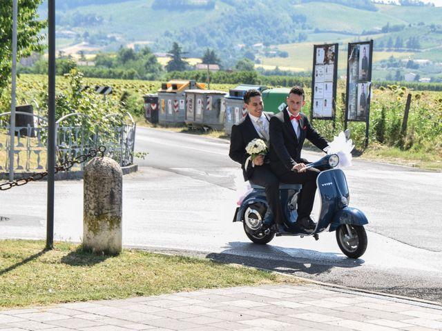 Il matrimonio di Mattia e Viviane a Cesena, Forlì-Cesena 28