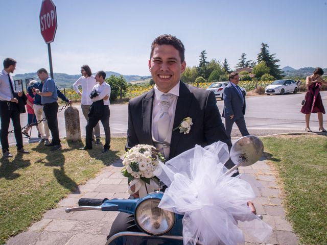 Il matrimonio di Mattia e Viviane a Cesena, Forlì-Cesena 29
