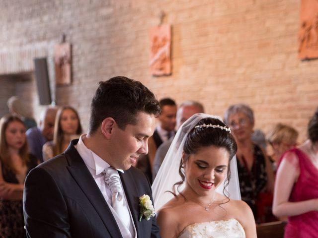 Il matrimonio di Mattia e Viviane a Cesena, Forlì-Cesena 30