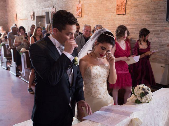 Il matrimonio di Mattia e Viviane a Cesena, Forlì-Cesena 31