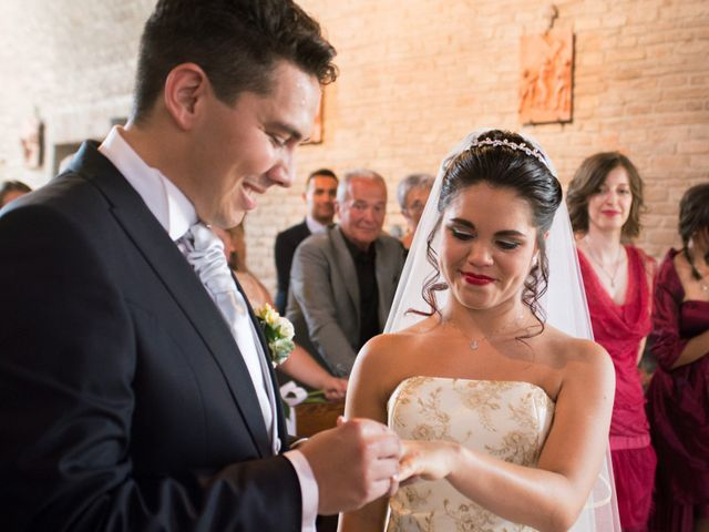 Il matrimonio di Mattia e Viviane a Cesena, Forlì-Cesena 33