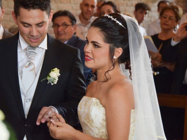 Il matrimonio di Mattia e Viviane a Cesena, Forlì-Cesena 34