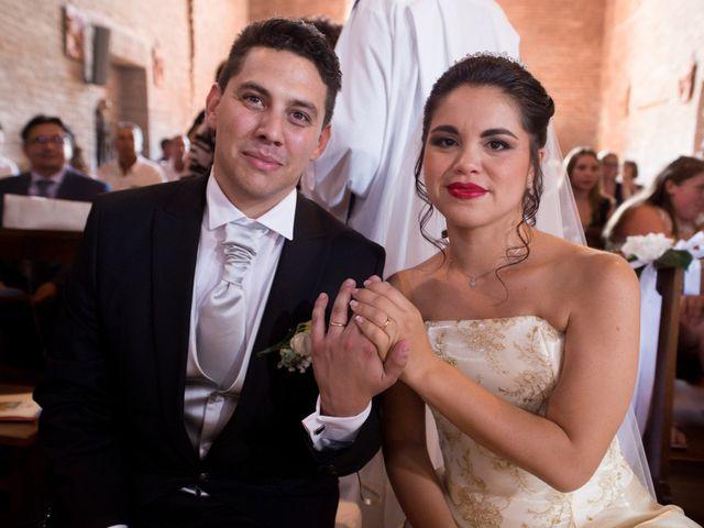 Il matrimonio di Mattia e Viviane a Cesena, Forlì-Cesena 35