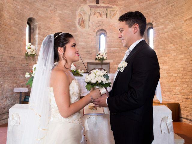 Il matrimonio di Mattia e Viviane a Cesena, Forlì-Cesena 40
