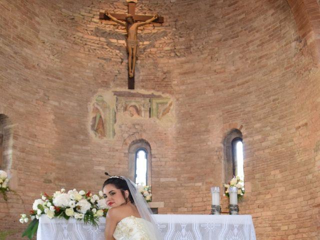 Il matrimonio di Mattia e Viviane a Cesena, Forlì-Cesena 41