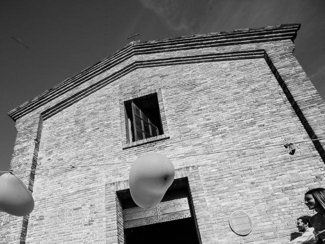 Il matrimonio di Mattia e Viviane a Cesena, Forlì-Cesena 44