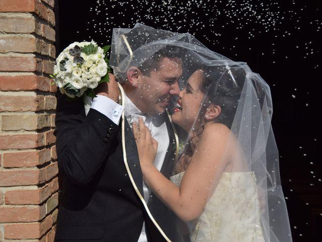Il matrimonio di Mattia e Viviane a Cesena, Forlì-Cesena 45
