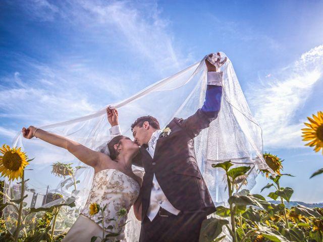 Il matrimonio di Mattia e Viviane a Cesena, Forlì-Cesena 49