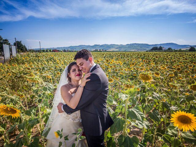 Il matrimonio di Mattia e Viviane a Cesena, Forlì-Cesena 51