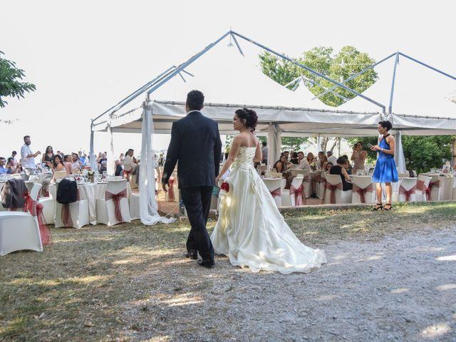 Il matrimonio di Mattia e Viviane a Cesena, Forlì-Cesena 53