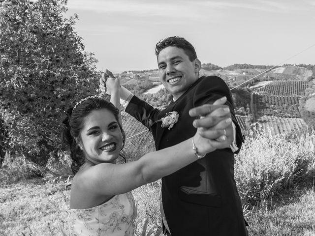 Il matrimonio di Mattia e Viviane a Cesena, Forlì-Cesena 66